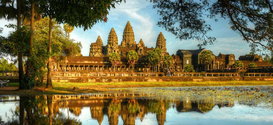 Spectacular Angkor Wat with Thailand  - 7 Days